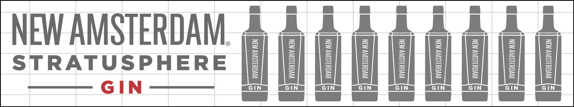 New Amsterdam Stratusphere Gin